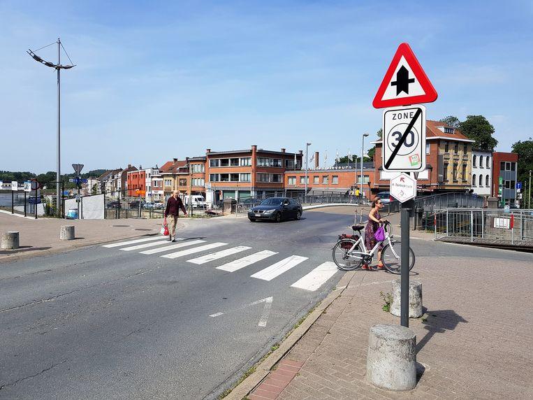 De Bospoortbrug is vandaaag geen zone 30 maar daar komt dus binnenkort verandering in.
