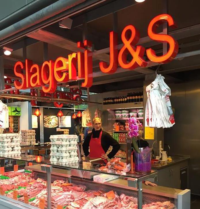 Slagerij J&S staat te koop op Marktplaats.