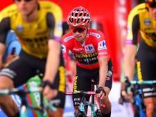 Rit 12 Vuelta: Loodzware aankomst met absurde stijgingspercentages