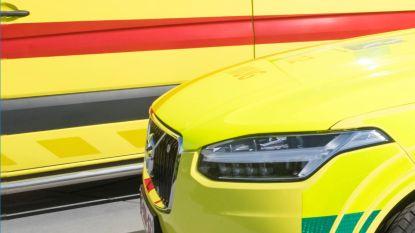 Fietser lichtgewond na aanrijding in Hofstade