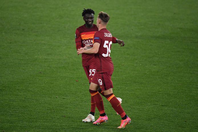 Ebrima Darboe a vécu l'enfer avant de jouer son premier match d'Europa League, contre Manchester United, jeudi soir.