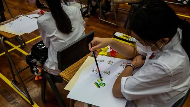 La Chine vote une loi pour réduire les devoirs à l'école