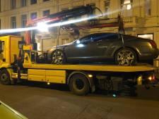 """Politie neemt in 6 maanden tien wagens in beslag: """"Extra wapen in strijd tegen roekeloze chauffeurs"""""""