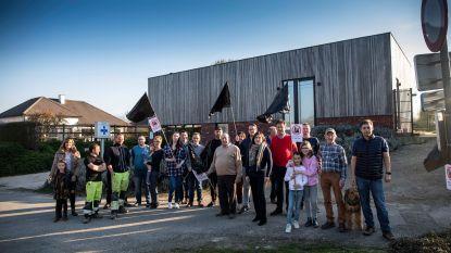 Inwoners Brustem willen géén testbaan in hun achtertuin
