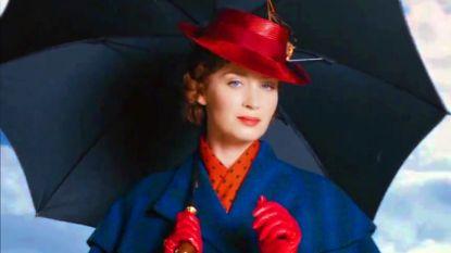 Betoverend! De trailer van 'Mary Poppins Returns' ziet er prachtig uit