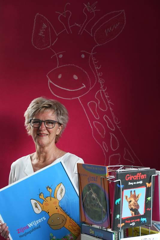 Marianne Rietveld met haar methode ZijnsWijzers.