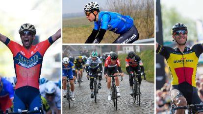 Van Aert kan Cavendish evenaren, de Nederlandse droogte en Nibali voor een krachttoer: met deze opmerkelijke weetjes zit je gebeiteld voor de Ronde