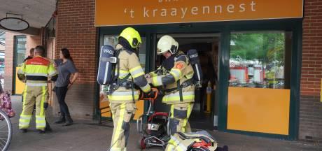 Bakkerij in Beuningen rest van de dag dicht vanwege brand