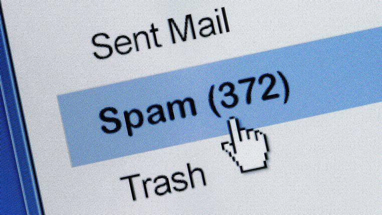 Wat te doen tegen spamberichten in uw mailbox?