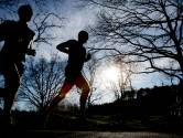 Jonge hardloopster lastiggevallen in Casteren