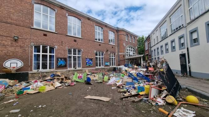 Ronse en Kluisbergen zijn solidair met de scholen in Verviers