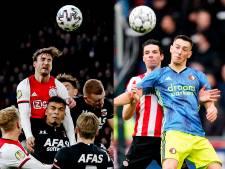 Eredivisie: PSV opent tegen FC Groningen, Willem II tegen Heerenveen
