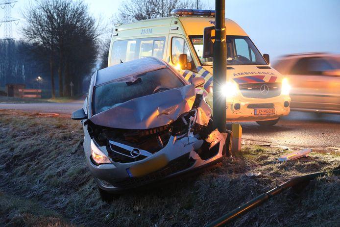 Het kruispunt staat met stip op één in de ranglijst van gevaarlijkste verkeerspunten in de gemeente Oss.