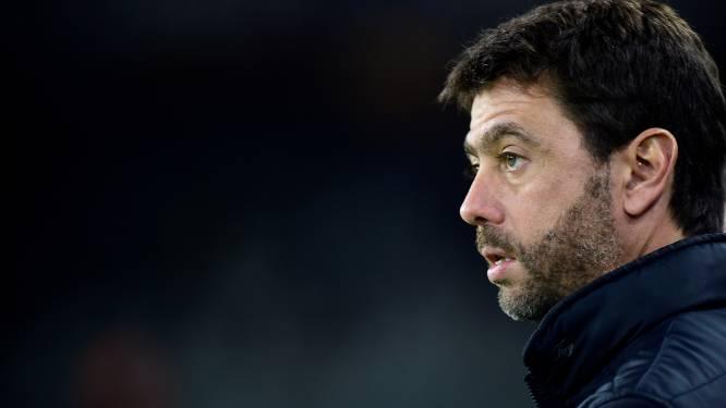 Juventus riskeert uitsluiting Serie A bij doorgaan plannen Super League