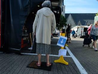 Wekelijkse markt verhuist eenmalig naar Veldeke