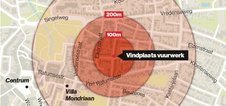 Winterswijker uit huis gezet om illegaal vuurwerk: 'Wie buren in gevaar brengt pakken we hard aan'