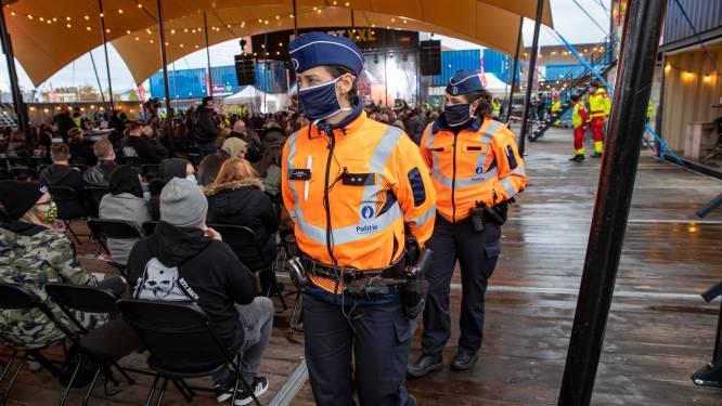 """Eerste coronaveilig minifestivalplein van ons land blijft open in Kortrijk: """"Corona mag ons niet dwingen om onder een steen te leven"""""""