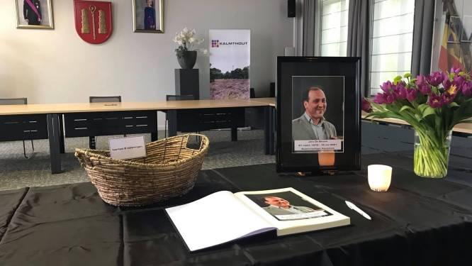 Boodschap achterlaten in rouwregister voor overleden supervrijwilliger Jaro (42) kan dinsdag en woensdag