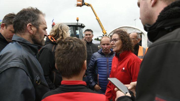 LIVE | Boeren maken zich op voor nieuw gesprek met Zwolse burgemeester Snijders