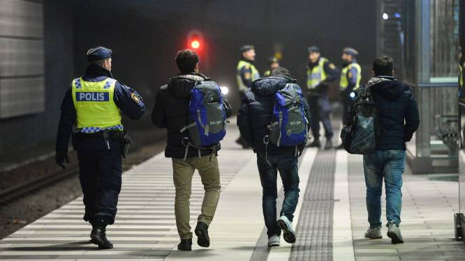Hoe 200 Marokkaanse straatkinderen stationsbuurt Stockholm onveilig maken