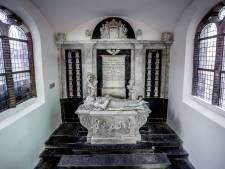Restauratie eeuwenoude graftombe in Stavenisse krijgt bijval van Rijksmuseum