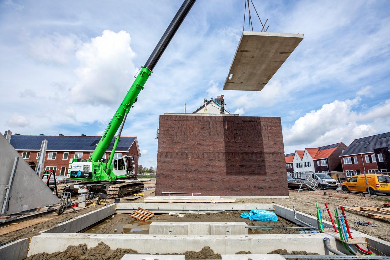Er wordt weer volop gebouwd en verbouwd. 'De Belg heeft een behoorlijk budget om uit te geven', zegtGeert Sciot van de Nationale Bank van België. Beeld ©raymond rutting photography