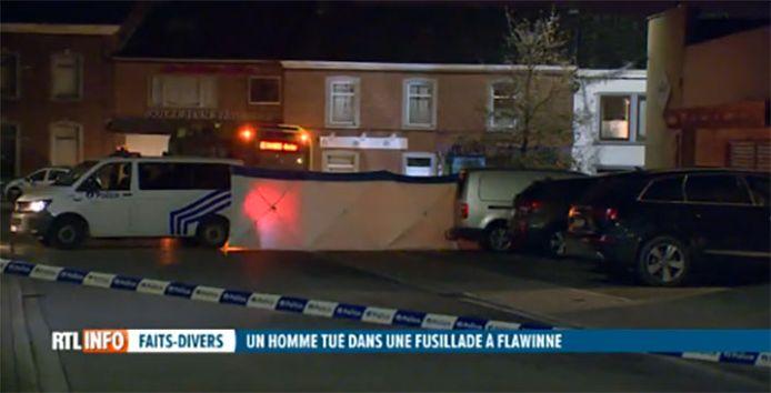 Capture d'écran: meurtre à Flawinne