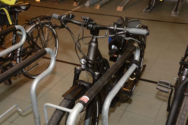 Beschermhoezen zorgen ervoor dat de lak van de fiets niet beschadigd wordt.