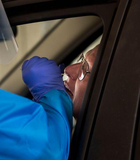 Ongeveer 1700 besmettelijke coronapatiënten in Nederland