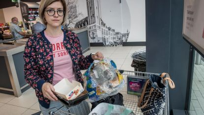 """Lidl-klant doet oproep: """"Laat afvalcontainers na Plastic Attack staan"""""""