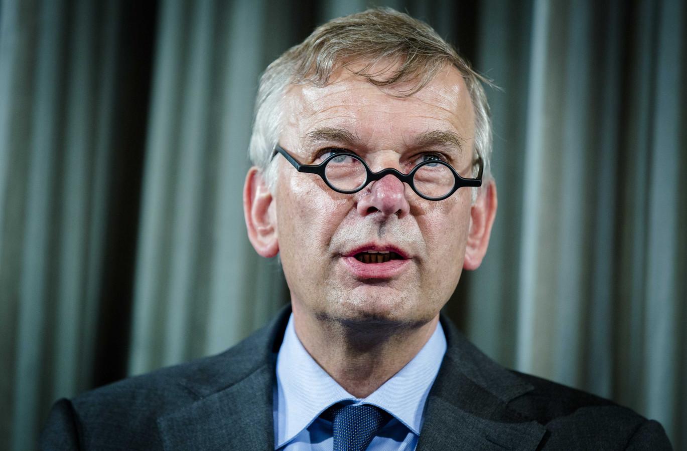 Nationaal Rapporteur Mensenhandel Herman Bolhaar