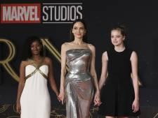 Angelina Jolie et ses filles volent tous les regards à Rome