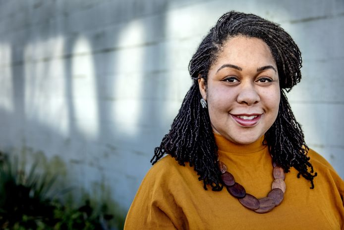 De 30-jarige pedagoog Jillian Emanuels