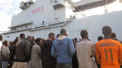Malta stuurt migranten die in stallen leefden terug naar Italië