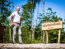 Vanaf juli kun je begraven worden op de natuurbegraafplaats: 'Al tientallen geïnteresseerden'