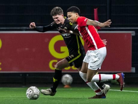 Samenvatting   Jong AZ - Go Ahead Eagles