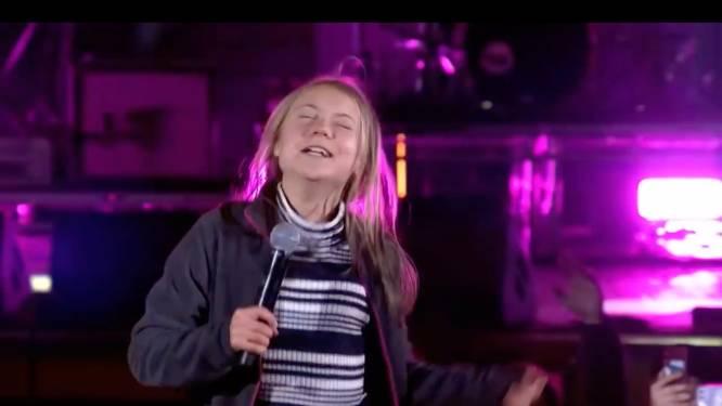 """La danse de Greta Thunberg pour le climat: """"Nous ne sommes pas seulement des enfants en colère"""""""