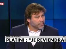 """Le retour médiatique de Stéphane Pauwels: """"La télé n'a jamais été une obsession"""""""