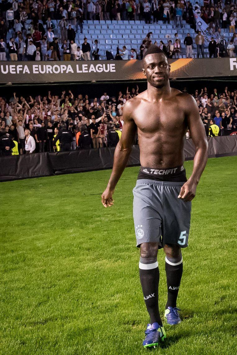 Vooral zijn rake omhaal tegen AZ, waardoor Ajax in de titelrace bleef, beklijft, vindt ook de Colombiaan zelf. Beeld Proshots