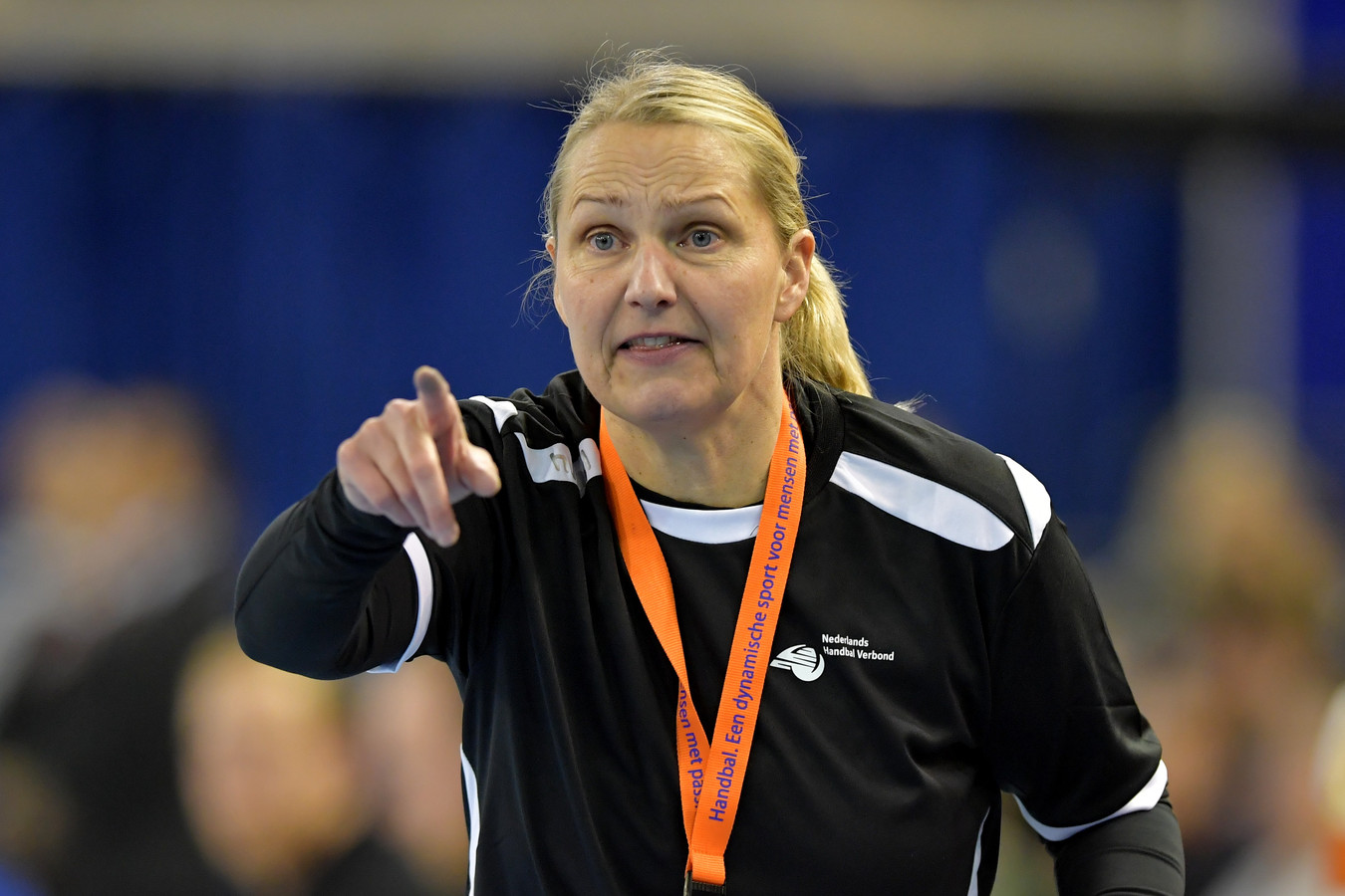 Helle Thomsen.