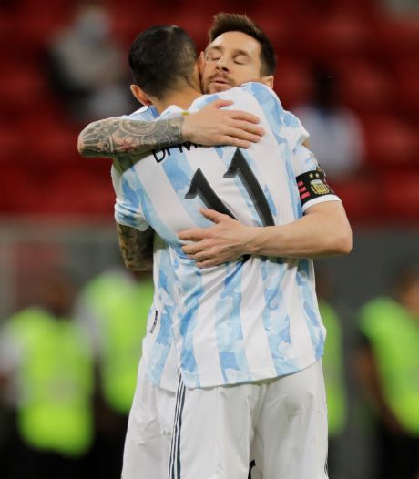 Recordinternational Messi en Tagliafico nu al met Argentinië naar laatste acht Copa América