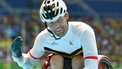 """Paralympiër Peter Genyn klaar voor EK ondanks kleine tegenslag: """"Ik wil vol voor goud gaan, maar moet ambities misschien bijstellen"""""""