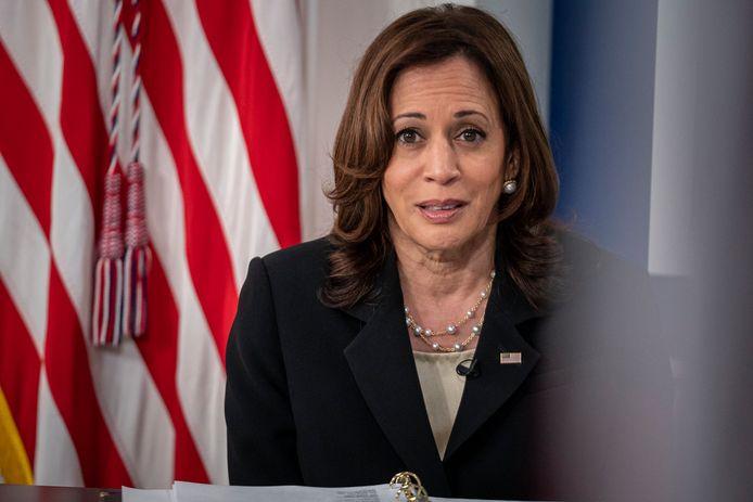 Vicepresident Kamala Harris.
