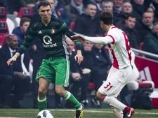 LIVE: Kansen voor rust, Feyenoord houdt ruimtes klein