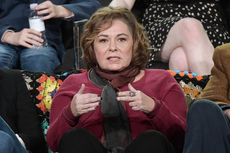 Roseanne Barr. Beeld AP