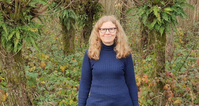 Jana Verboom schreef het boek Eet driekwart!