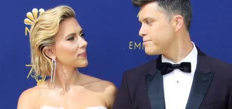 Scarlett Johansson is voor de derde keer verloofd