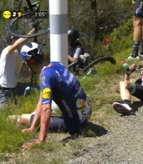 Simon Yates abandonne dans la 13e étape après une chute