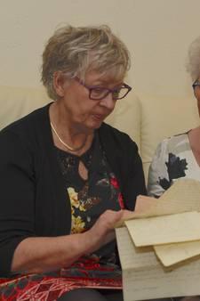 Haaksbergse vindt brieven uit de oorlog: 'Deze jaren zullen we nooit vergeten'