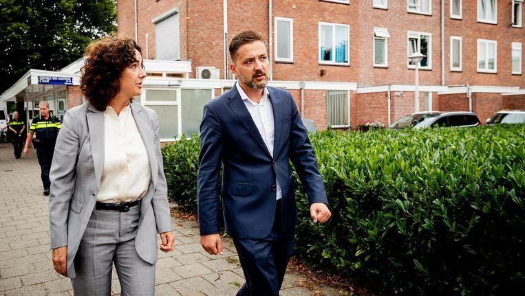 In De Zijkant van de Macht schrijft Julia Wouters over het belang van vrouwen in de politiek Beeld ANP Foto